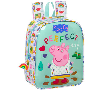 Peppa Pig Toddler backpack Perfect Day 27 x 22 cm