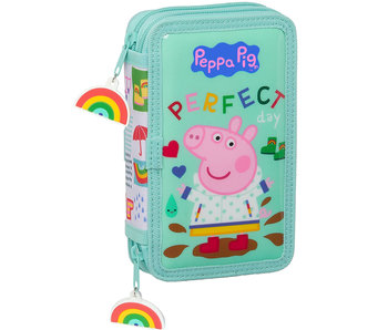 Peppa Pig Filled pouch Perfect Day - 28 pcs.
