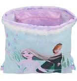 Disney Frozen Gymbag junior Spirit of Adventure - 34 x 26 cm - Polyester