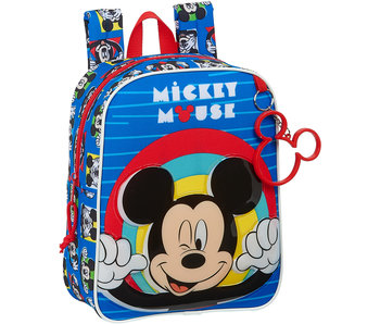Disney Mickey Mouse Sac à dos enfant Me Time 27 x 22 cm