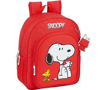 Snoopy Backpack 38 x 32 cm