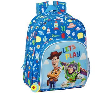 Toy Story Rucksack Let's Play 34 x 28 cm