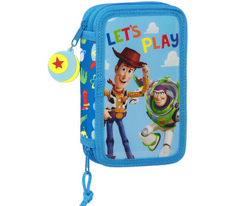 Toy Story Gevuld Etui Let's Play - 28 st.