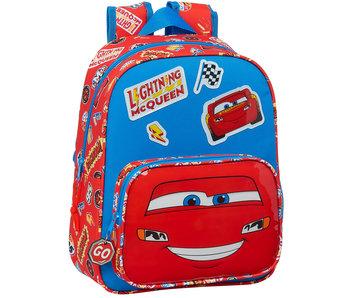 Disney Cars Backpack Lightning McQueen 33 x 27 cm