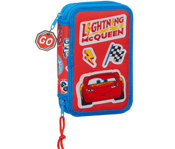 Disney Cars Pochette remplie Lightning McQueen - 28 pcs.
