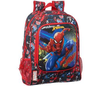 SpiderMan Rugzak Go Hero 42 x 32 cm