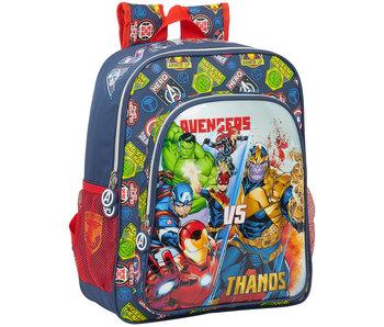 Marvel Avengers Sac à dos Heroes vs Thanos 38 x 32 cm