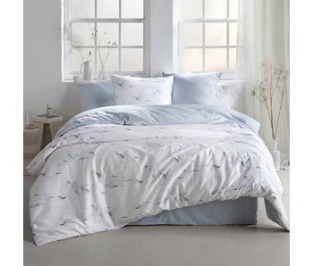 De Witte Lietaer Bettbezug Cotton Satin Ave 140 x 200/220 cm