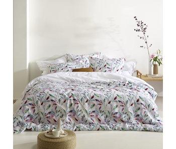 De Witte Lietaer Bettbezug Baumwolle Satin Lupine 140 x 200/220 cm