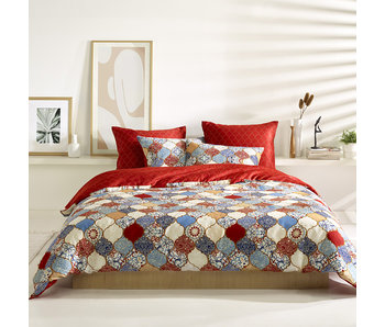 De Witte Lietaer Bettbezug Baumwolle Satin Medina 260 x 240 cm