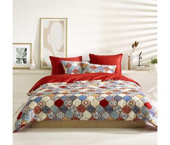 De Witte Lietaer Bettbezug Baumwolle Satin Medina 240 x 220 cm