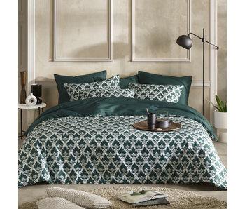 De Witte Lietaer Bettbezug Baumwolle Satin Rokoko 240 x 220 cm