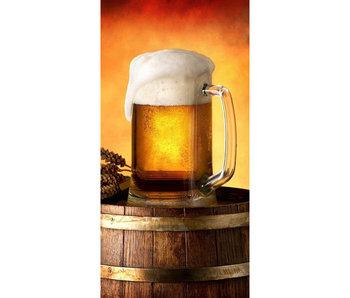 Bier Strandtuch Pul 70 x 140