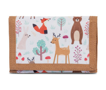 Bestway Wallet Animals of the Forest 14 cm