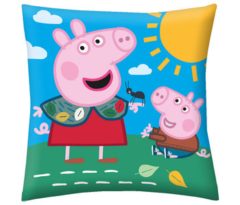 Peppa Pig Coussin Nature 40 x 40 cm
