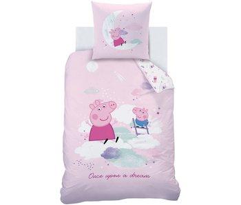 Peppa Pig Housse de couette Dream 140 x 200