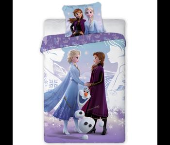 Disney Frozen Dekbedovertrek Sweet 140 x 200