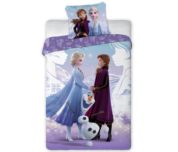 Disney Frozen Housse de couette Sweet 140 x 200