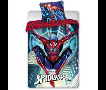 SpiderMan Dekbedovertrek Fly 140 x 200