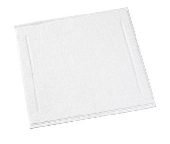 De Witte Lietaer Badematte Contessa Weiß 60 x 60 cm