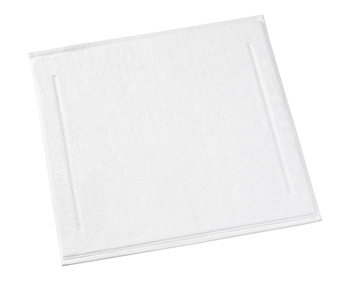 De Witte Lietaer Tapis de bain Contessa Blanc 60 x 60 cm
