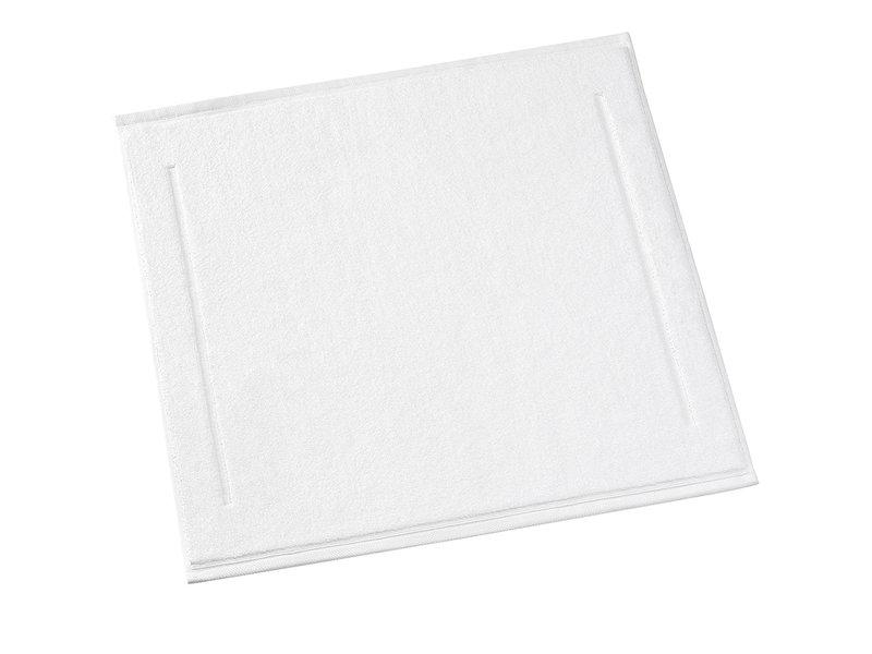 De Witte Lietaer Tapis de bain Contessa Blanc - 60 x 60 cm - Coton