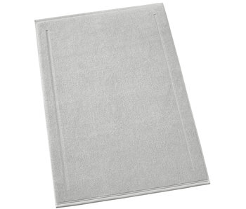 De Witte Lietaer Badematte Contessa Silber 70 x 120 cm