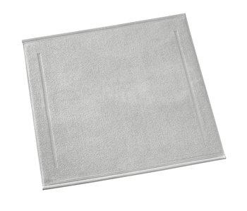 De Witte Lietaer Badematte Contessa Silber 60 x 60 cm