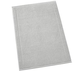 De Witte Lietaer Badematte Contessa Silber 60 x 100 cm