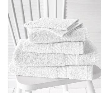 De Witte Lietaer Promopack Helene White - Bath textiles set of 6 pieces