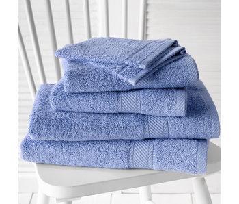 De Witte Lietaer Promopack Helene Sky Blue - Bath textiles set of 6 pieces
