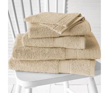 De Witte Lietaer Promopack Helene Sand - Set de 6 textiles de bain