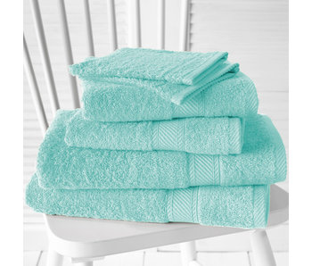 De Witte Lietaer Promopack Helene Plume - Set de 6 textiles de bain