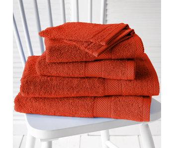 De Witte Lietaer Promopack Helene Tiger - Set de 6 textiles de bain