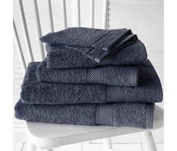 De Witte Lietaer Promopack Helene Ebony - Set de 6 textiles de bain