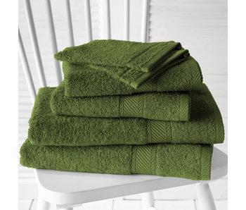 De Witte Lietaer Promopack Helene Cactus - Set de 6 textiles de bain