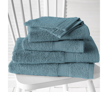 De Witte Lietaer Promopack Helene Arctic - Set de 6 textiles de bain