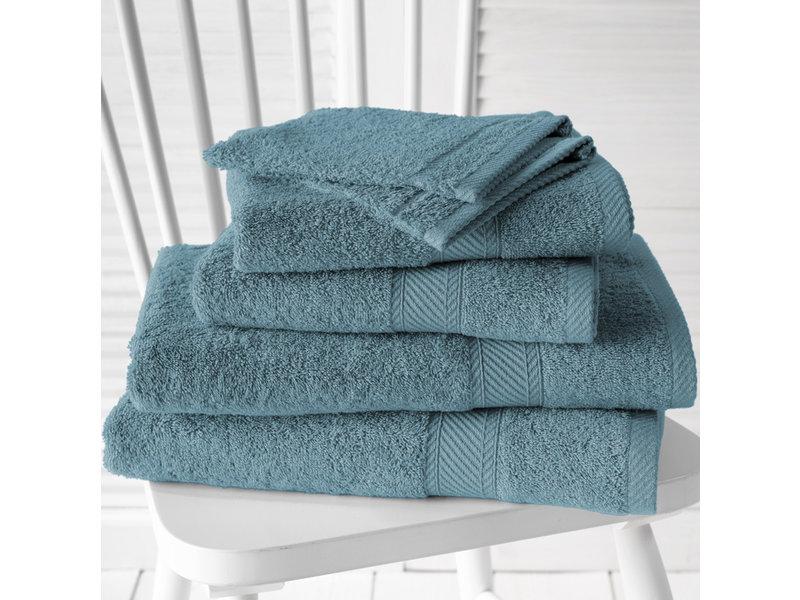 De Witte Lietaer Promopack Helene - 2 Waschlappen + 2 Handtücher + 2 Duschwäsche