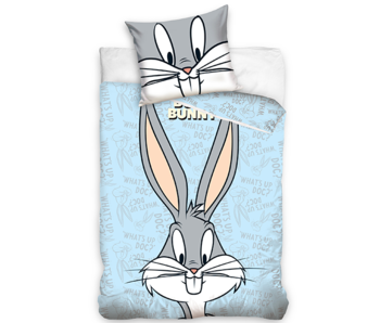 Looney Tunes BABY Dekbedovertrek Bugs Bunny 100 x 135 cm Katoen