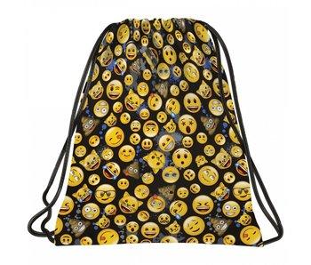 Emoji Gymbag Smiley - 45 x 35 cm