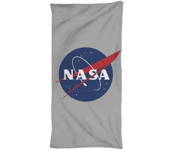 NASA Serviette de plage 2 en 1 + Gymbag 70 x 140 + 43 x 32