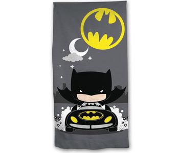 Batman Strandtuch Batmobil 70 x 140 Baumwolle