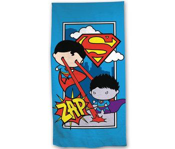 Superman Serviette de plage Zap 70 x 140 Coton