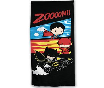 Batman Serviette de plage Zoom! Polyester 70 x 140