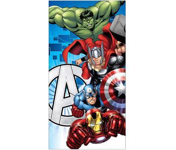 Marvel Avengers Strandlaken Team 70 x 140 Katoen
