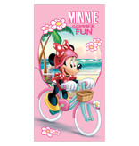 Disney Mickey Mouse Strandlaken Summer Fun - 70 x 140 cm - Polyester