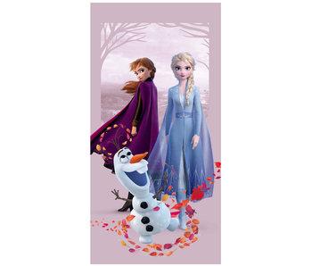 Disney Frozen Serviette de plage 70 x 140 Coton