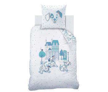 Disney 101 Dalmatiërs Bettbezug Home 140 x 200 Baumwolle