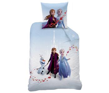 Disney Frozen Housse de couette Together 140 x 200 Coton
