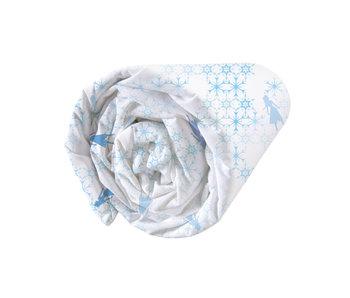 Disney Frozen Drap housse Mythical Water 90 x 190/200 cm